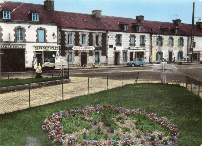 Café des Sportifs 1960 - 1977